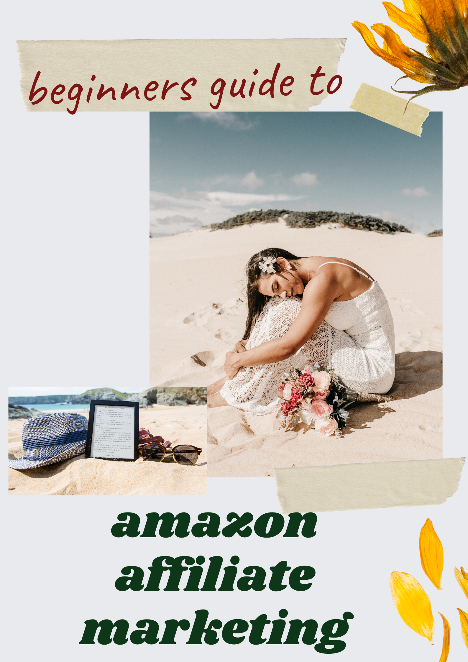 how beginner bloggers can make money with amazon affiliate marketing